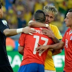 Medel – Neymar