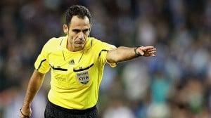 Arbitraje Arbitro