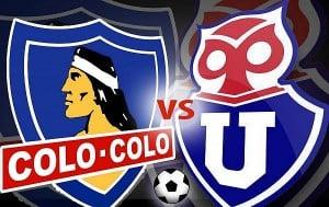 Colo Colo v/s U. de Chile