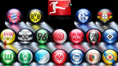 Bundesliga-equipos