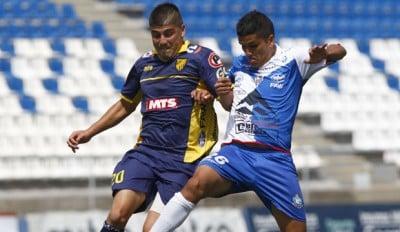 Barnechea vs Antofagasta