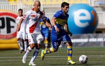 Everton - Curicó Unido