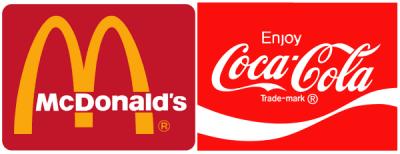 McDonalds - Coca Cola