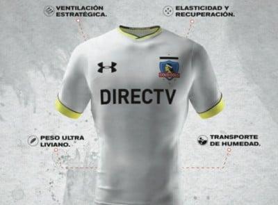 Camiseta Colo Colo 2016