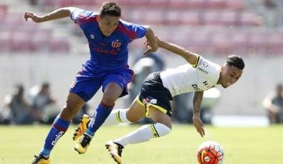 U. de Chile vs. Colo Colo