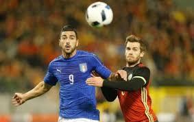 Bélgica vs Italia