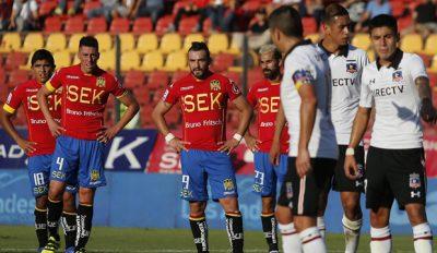 Union Espanola vs Colo Colo