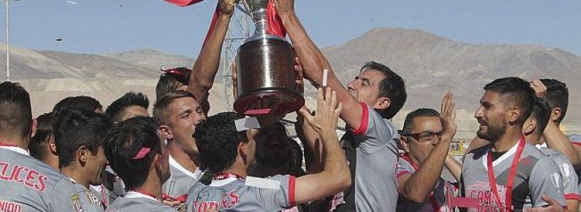 Curico campeon primera B