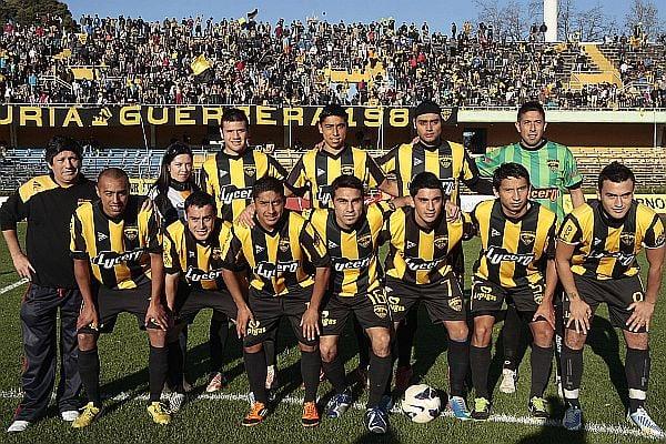 Fernández Vial se adjudico el campeonato de Tercera División