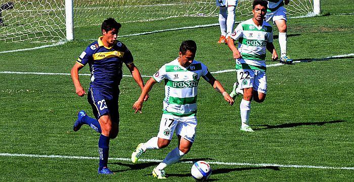 Deportes Temuco perdió 1-3 ante Rangers en Talca