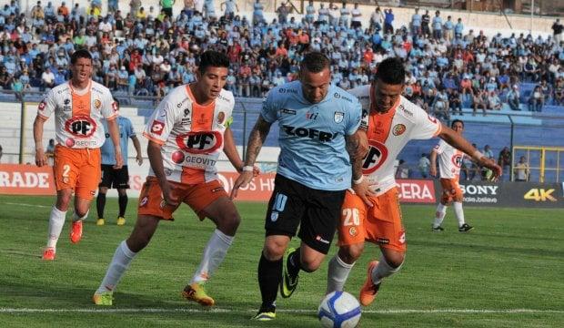 Iquique se transformó en el primer semifinalista de la Copa Chile