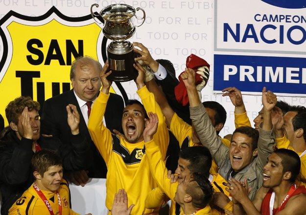 San Luis es el nuevo campeón de Primera B