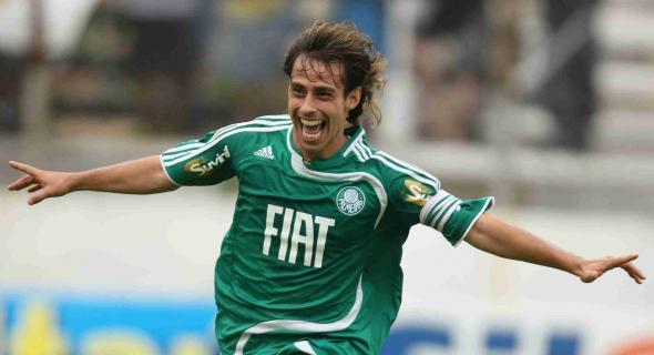Jorge Valdivia anotó en triunfo de Palmeiras