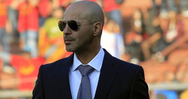 """Marco A. Figueroa: """"No era prioridad traer un central, necesito dos delanteros"""""""
