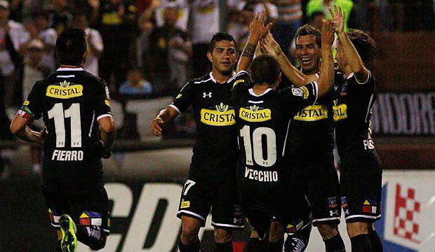 Resumen: Colo Colo se afianzó en el liderato del Torneo de Clausura 2014