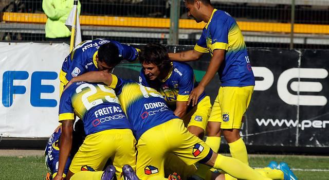 Everton fichó a defensa de Universidad de Chile