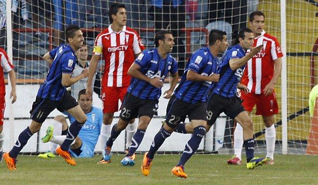 Equipos chilenos ya tienen rivales en la Copa Sudamericana