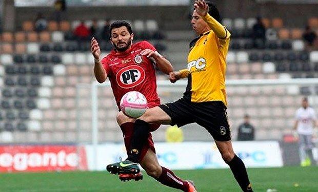 Coquimbo goleó a La Serena en el clásico de la Cuarta Región