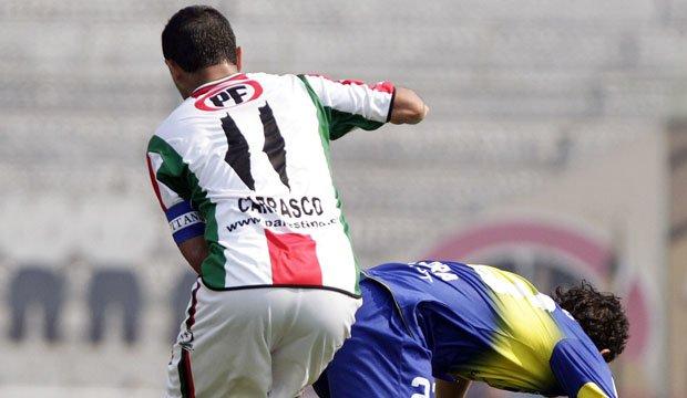 Palestino  vs  Everton
