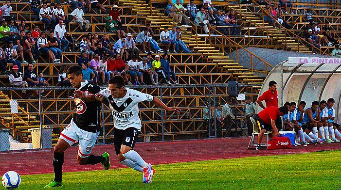 Resumen: Santiago Morning le metió presión a San Luis en la Primera B