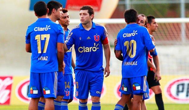 """Cuatro jugadores de la """"U"""" están en duda para enfrentar a Defensor Sporting"""