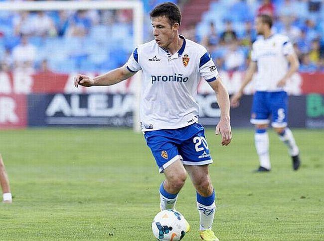 Angelo Henriquez será baja por lesión en Zaragoza