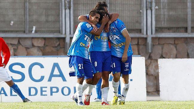 San Marcos sigue en la lucha por el ascenso tras vencer a Cobreloa