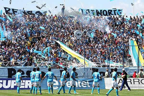 El fútbol chileno: identidad monolítica