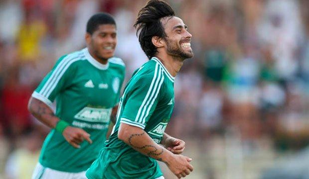 Jorge Valdivia es el nuevo capitán de Palmeiras
