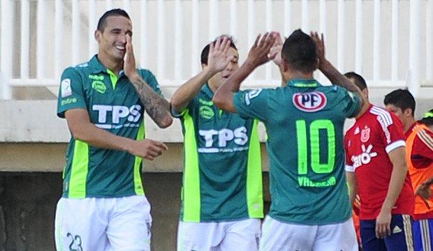 Wanderers goleó a San Luis y clasificó a octavos