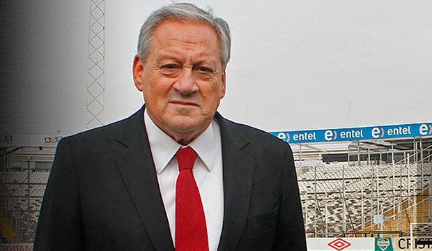 Arturo Salah oficializó candidatura a la ANFP
