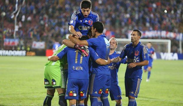Resumen: U. de Chile mantuvo su distancia con Colo Colo