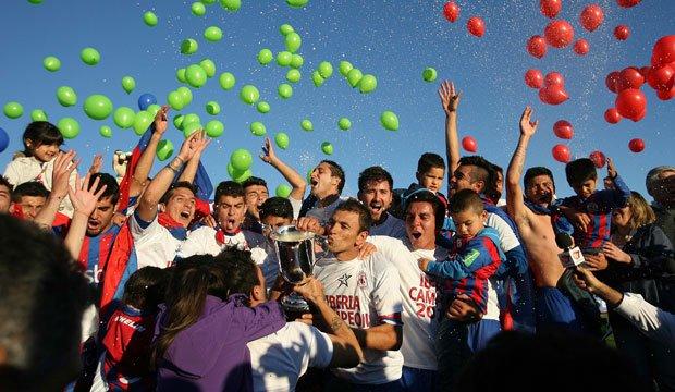 Iberia se coronó campeón de Segunda División y subió a Primera B