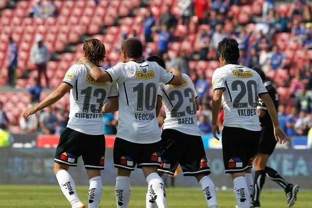 Colo Colo supera a Rangers y recupera terreno en la Copa Chile