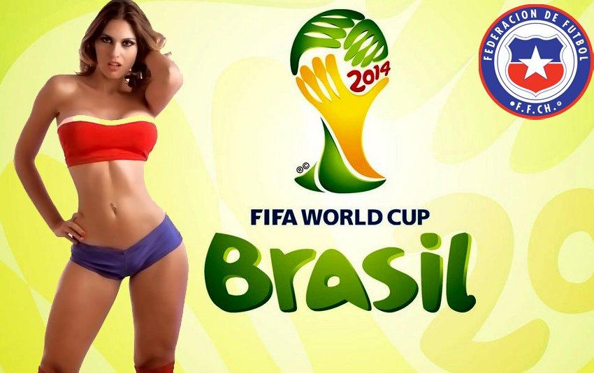 Musas sudamericanas prenden el Mundial