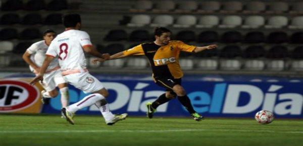 Coquimbo eliminó al campeón Cobresal de la Copa Chile
