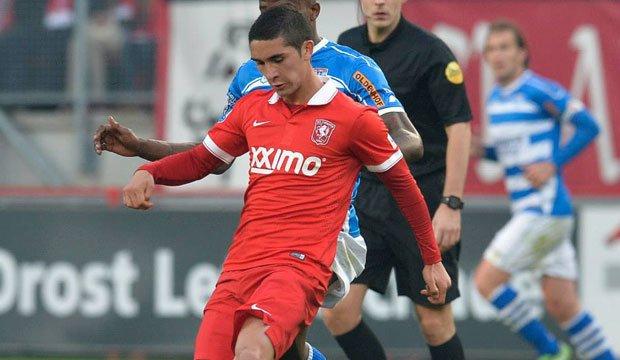 Felipe Gutiérrez es una las principales cartas para llegar al Inter de Porto Alegre