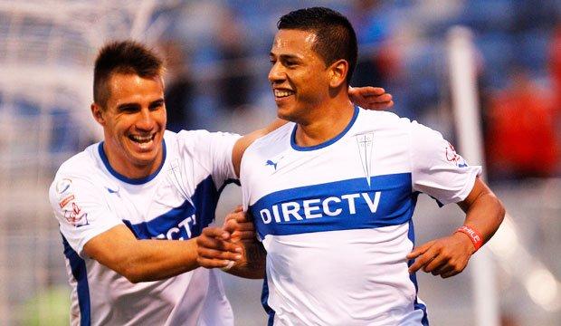 La UC rescató un empate con Ñublense por Copa Chile