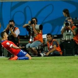 Gol de Alexis Sanchez