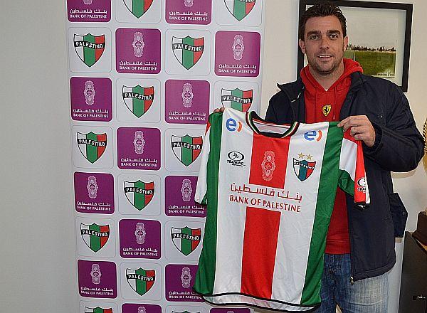 Palestino confirmó la contratación de Pablo Guede como nuevo entrenador