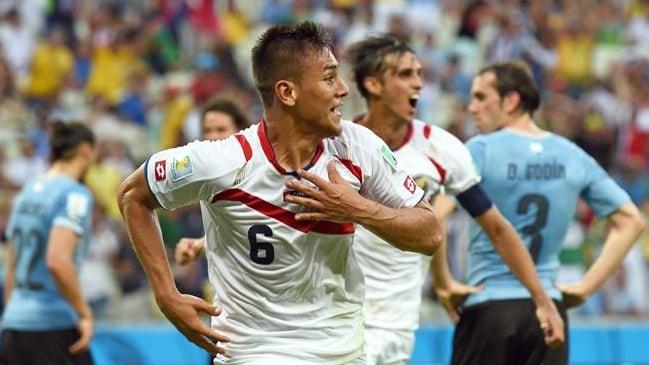 Pura Vida: Costa Rica superó a Uruguay en su debut