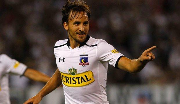 Boca Juniors sella acuerdo con Colo Colo por Fuenzalida