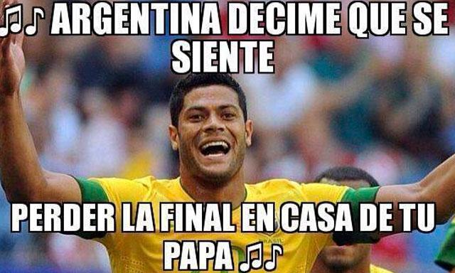 """Los """"memes"""" del triunfo de Alemania ante Argentina"""