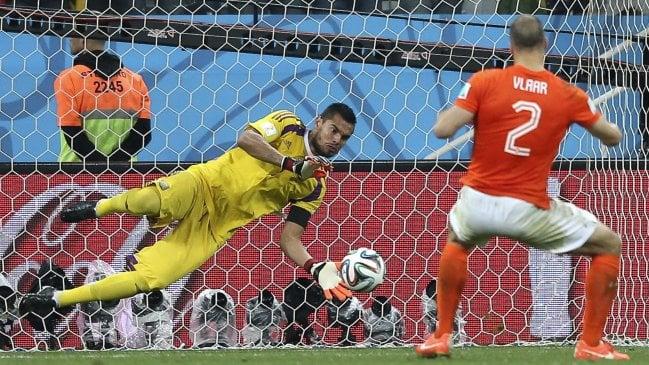 """Chiquito"" se hizo grande y le da a Argentina el pase a la final"