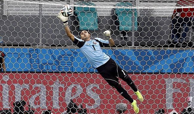 Arquero estrella de Costa Rica ya es del Real Madrid