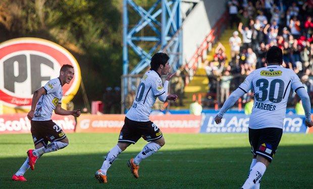 Colo Colo venció 3-1 a Huachipato en el CAP