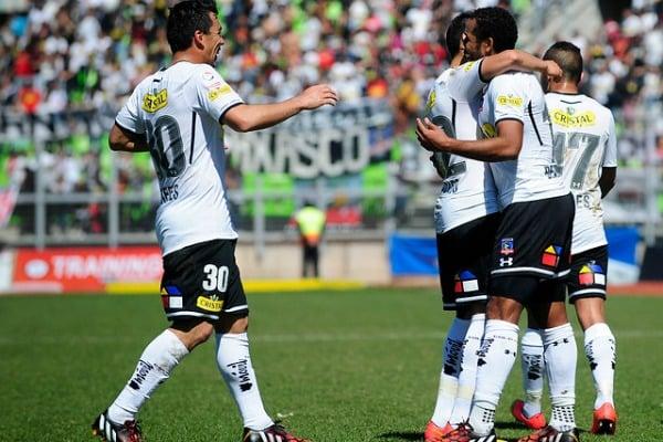 """Colo Colo venció a Palestino y le pone presión a la """"U"""""""