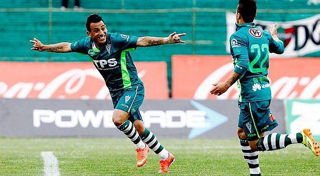 Santiago Wanderers derrotó a domicilio a Palestino