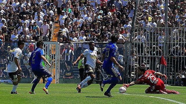 La 'U' y Colo Colo chocan en el Nacional en la 177º edición del Superclásico