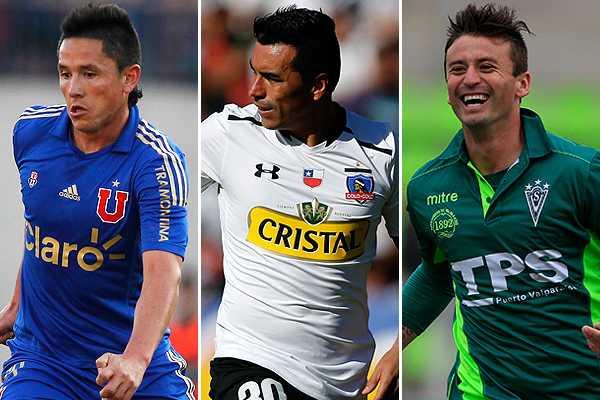 Universidad de Chile – Colo Colo – Santiago Wanderers